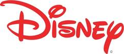 WDW - Red Disney Logo